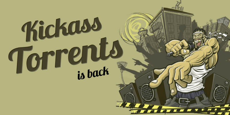 Popular Torrent Sites Kickass torrents