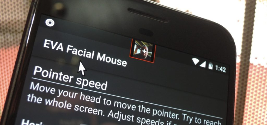 Completely Control Your Android With Just Your Head