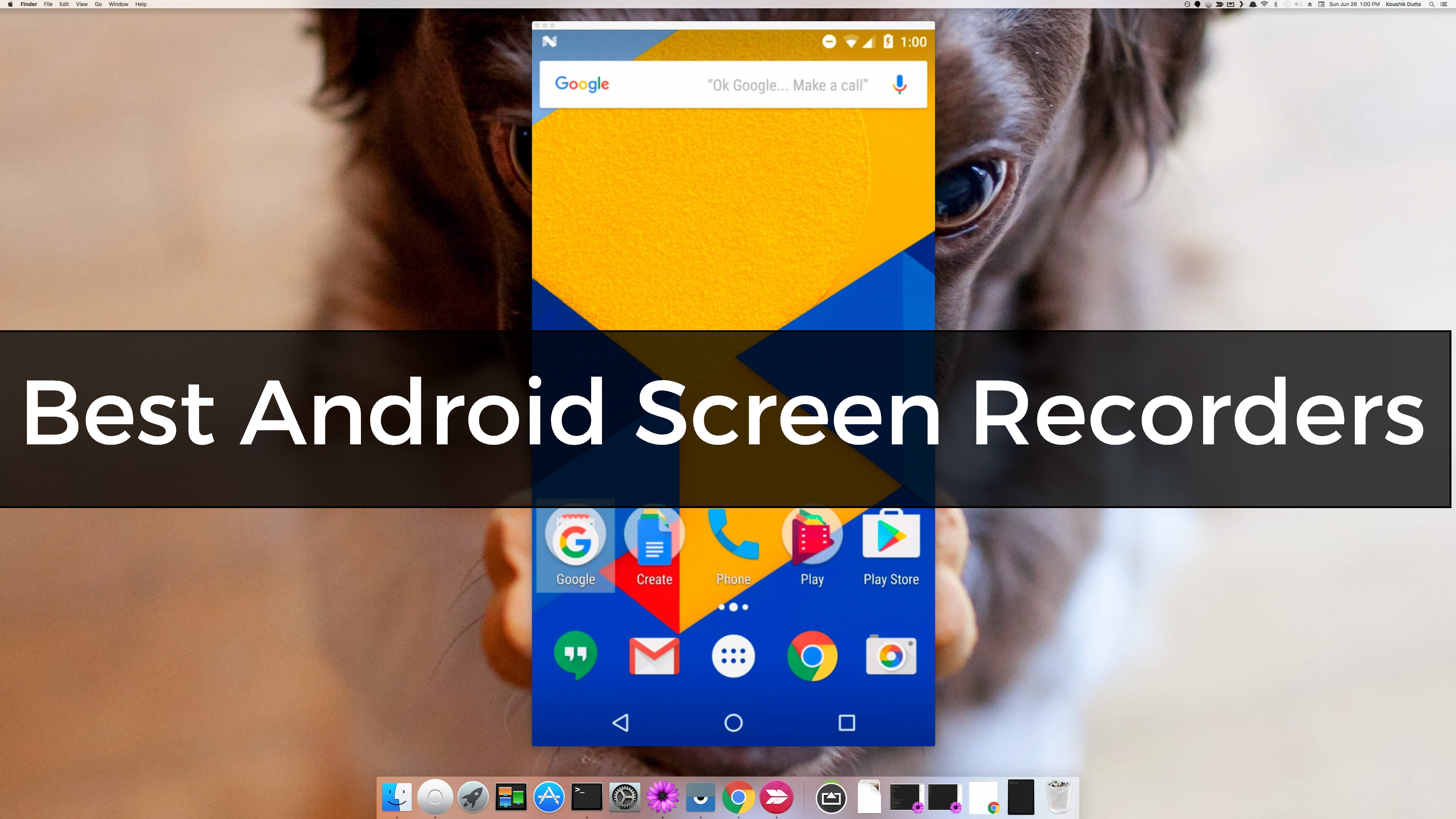 Best Android Screen Recorders Vysor