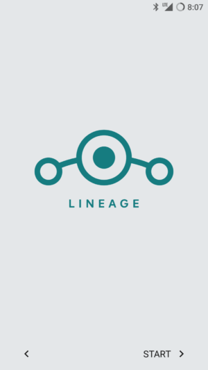 Lineage OS Android ROM