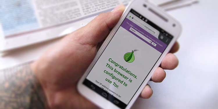 Install TOR on Android and iOS