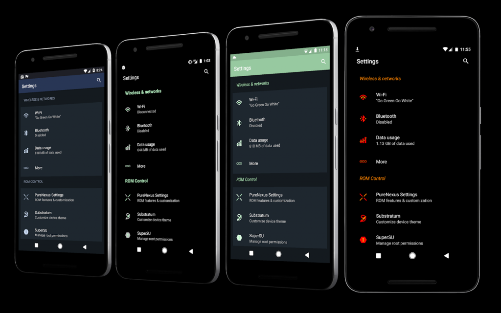 Best Substratum Themes Spectrum Theme