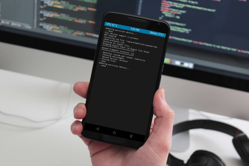 Xposed Framework For Android Oreo 8.0 & 8.1