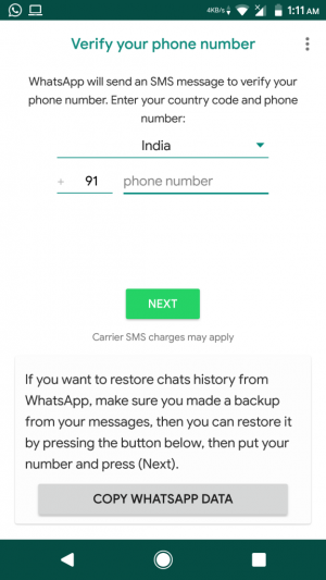 How to Install YoWhatsApp on Android (3)