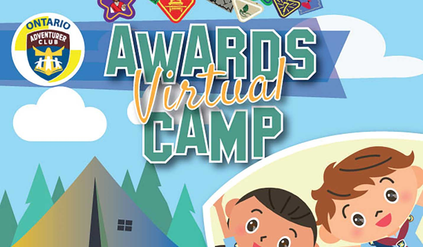 Ontario Conference Adventurers Awards Virtual Camp
