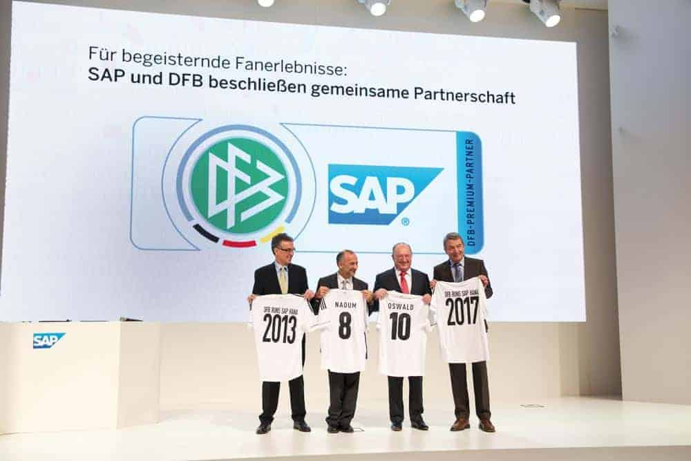 SAP CeBIT DFB