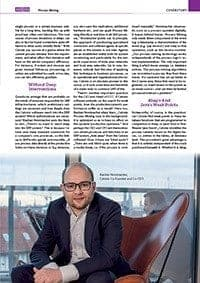 Celonis Coverstory
