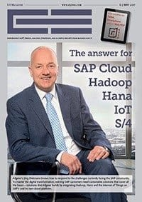 Allgeier: The answers for SAP Cloud, Hadoop, Hana, IoT and S/4.