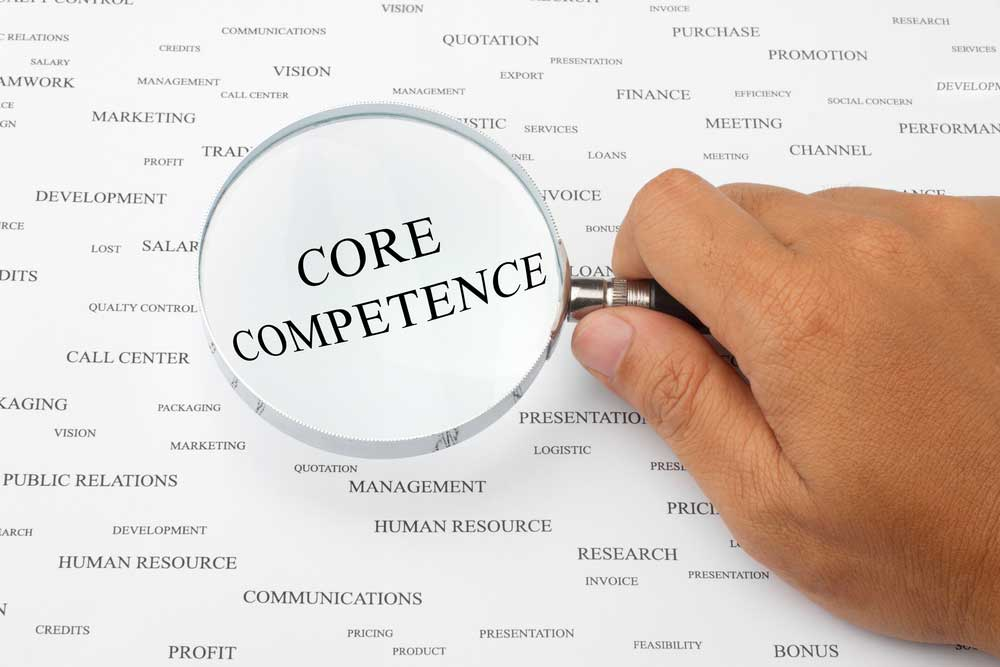 What Was That About Core Competence Again?