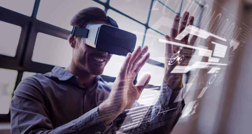 CPQ Process-integrated optical configuration with real-time interactions including VR are the future of sales when it comes to complex products. [shutterstock: 445344292, vectorfusionart]