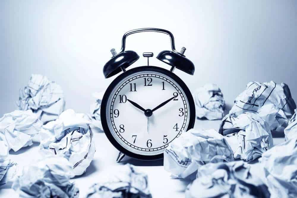 Identifying The 5 Biggest Time-Wasters In HR