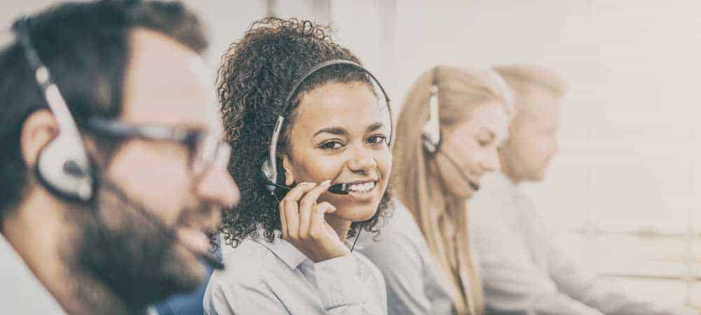 Top Tech Trends In Call Centres
