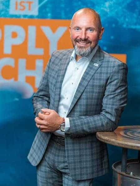 """""""Transparency and resulting certainty in decision-making are the foundation of successful supply chain management."""" - Bjoern Dunkel, CEO GIB."""