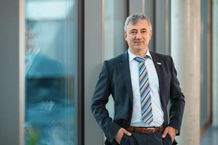 """""""If we're talking about the entire supply chain, we also need an indicator that evaluates the entire supply chain."""" - Volker Bloechl, CEO GIB"""
