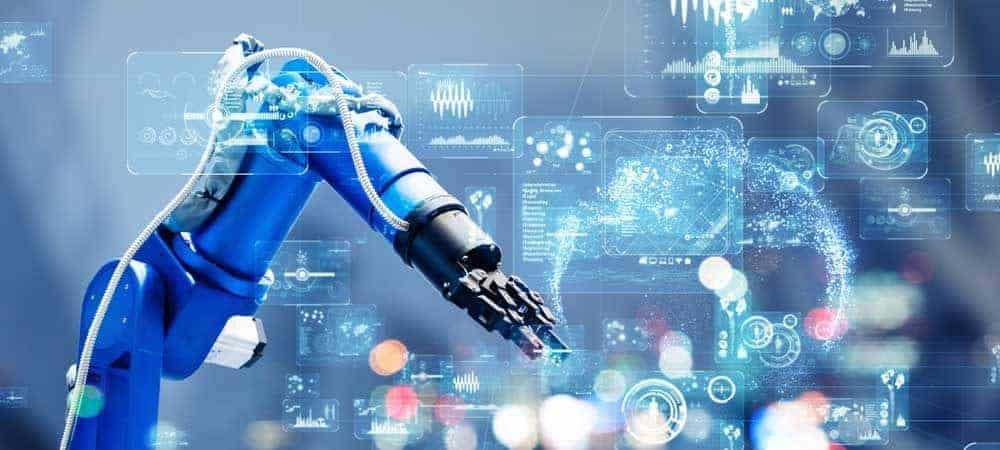 gib supply chain big data AI [shutterstock: 1536997286, metamorworks]