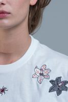 embroidery erotic t-shirt