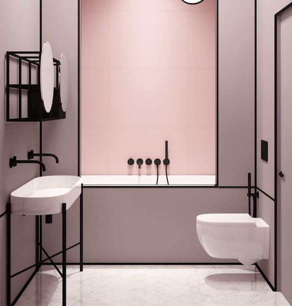 Paint Colors For Small Bathroom 2021