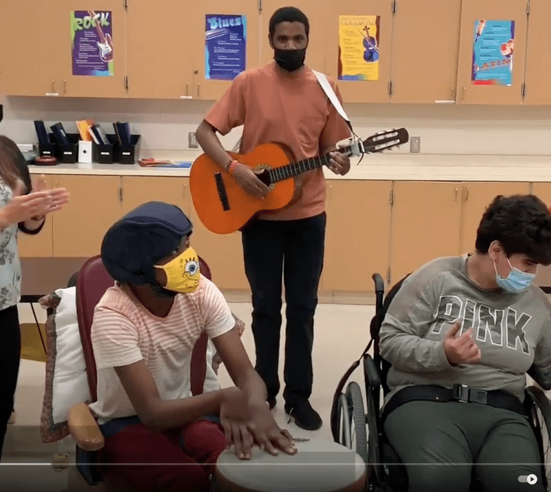 HEF Celebrates Music in Our Schools Month