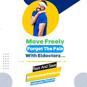 Eldoctorz.com is the largest and first e-commerce website specializing in health and personal care products, supplies and medical devices