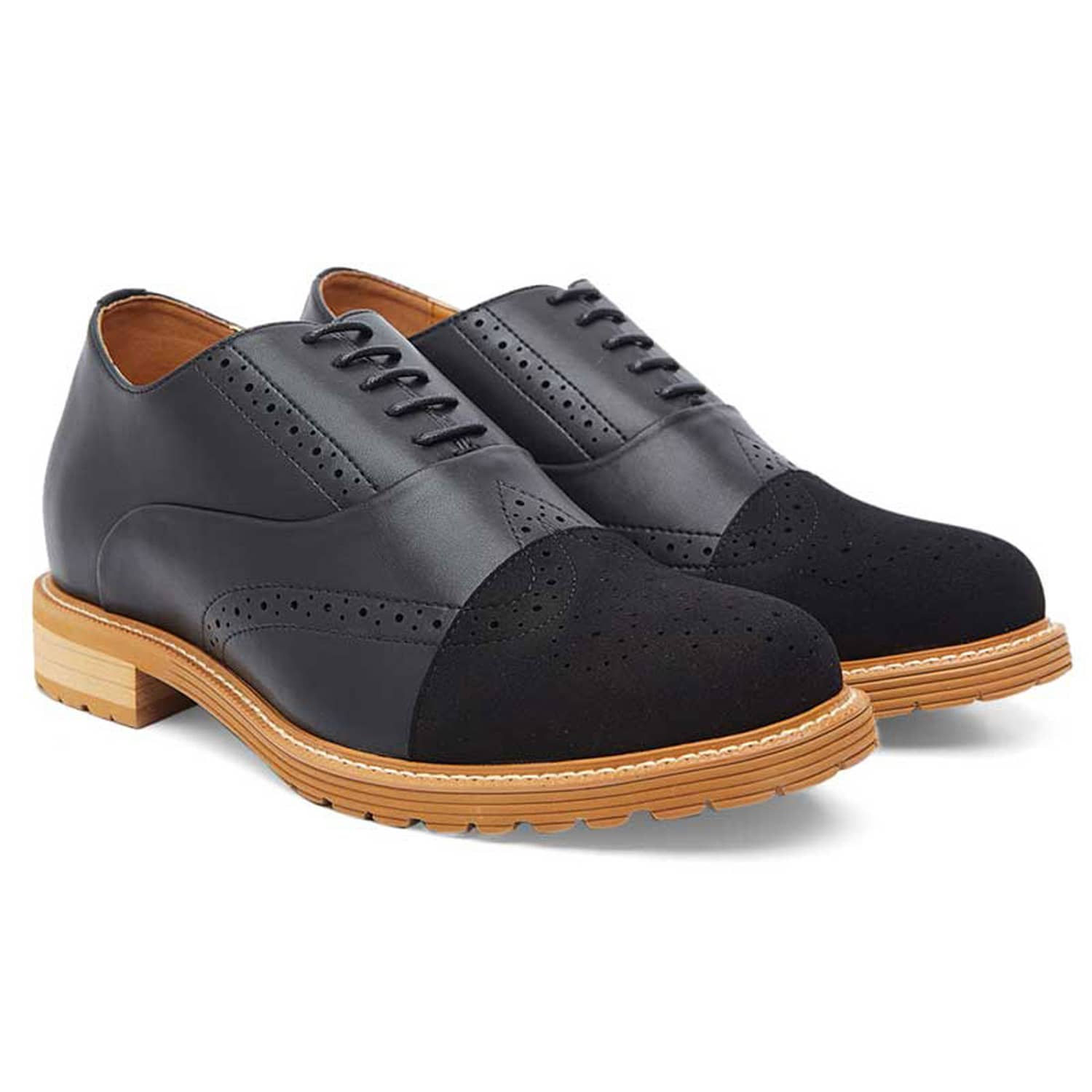 Elevato Men's Height increasing Casual Shoes