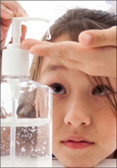 Cdc Report Calls Attention To Hand Sanitizer Risk In Children