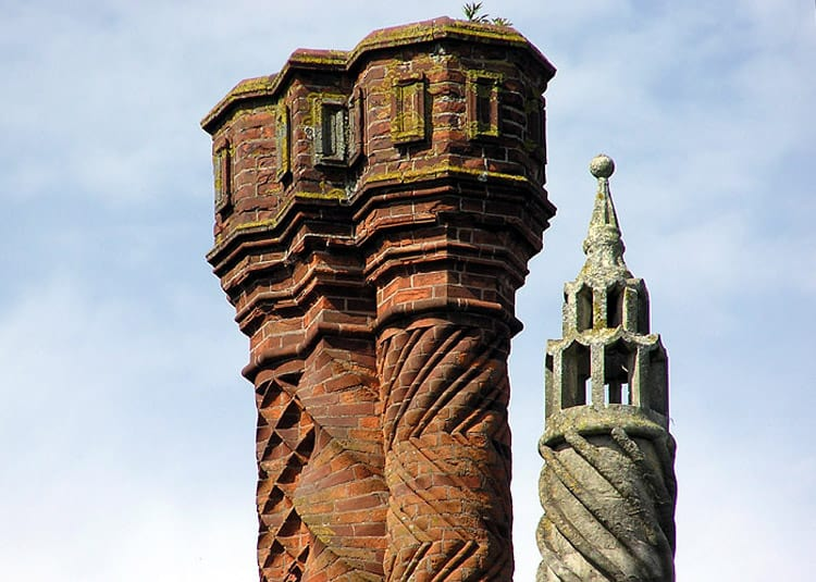 Sure, they're pretty, but chimneys lose a lot of energy from your home