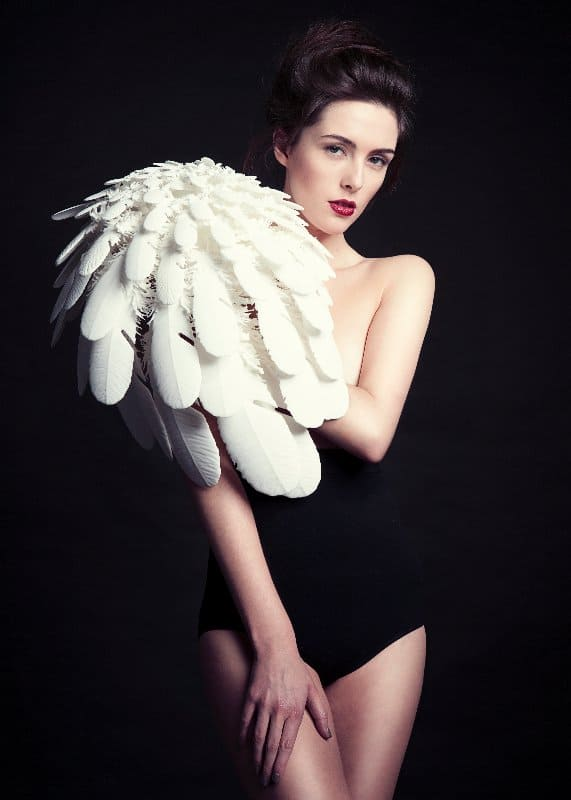 3D Printed Fashions Of Catherine Wales