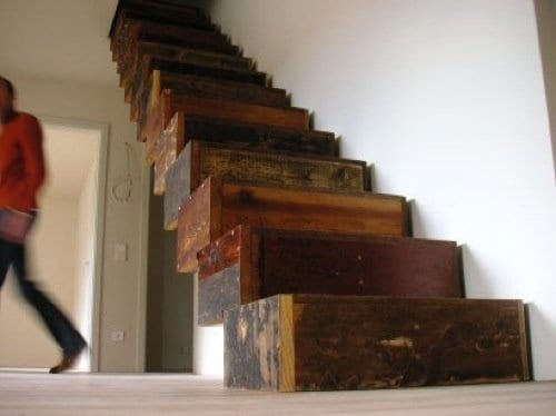 06-Stairs-Made-from-Reclaimed-Wood-by-Jan-Korbes