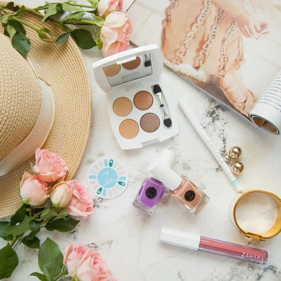 Natural Halal makeup brands