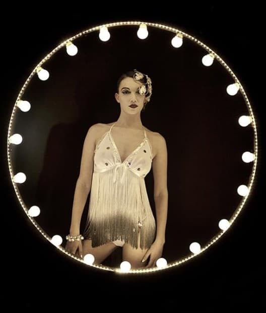 Itsy Bitsy Vintage Burlesque Boudoir Collection (10)