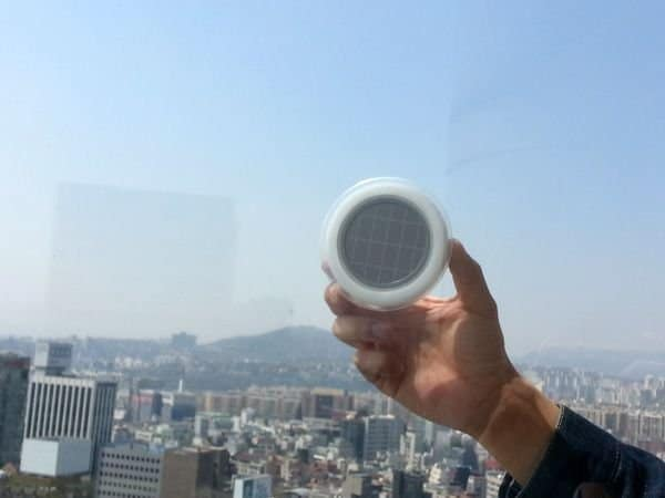 The Solar Window Socket