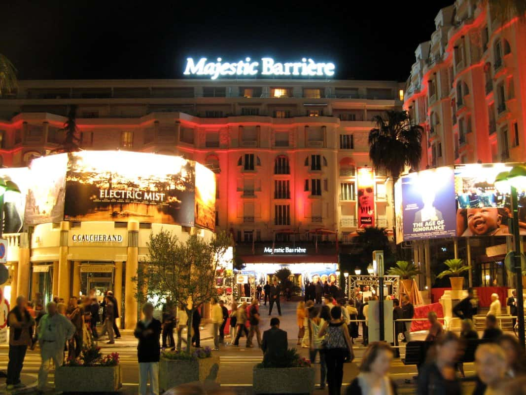 The Hotel Majestic Barriere