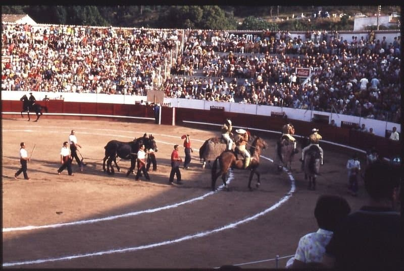 800px-Entry_of_the_bullfighter_part_2_in_the_arena_of_San_Feliu_de_Guixols_-_1971