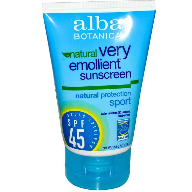 Best Organic Sunscreens For The City Or Sea