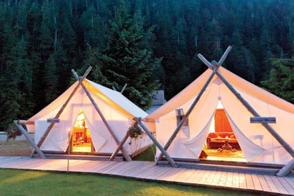Glamping-Tents