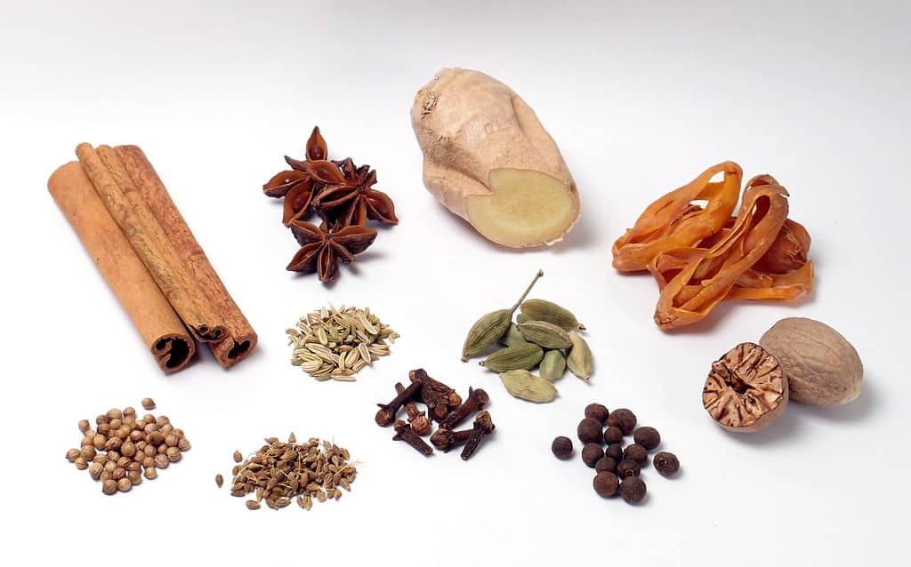 pictures of spices
