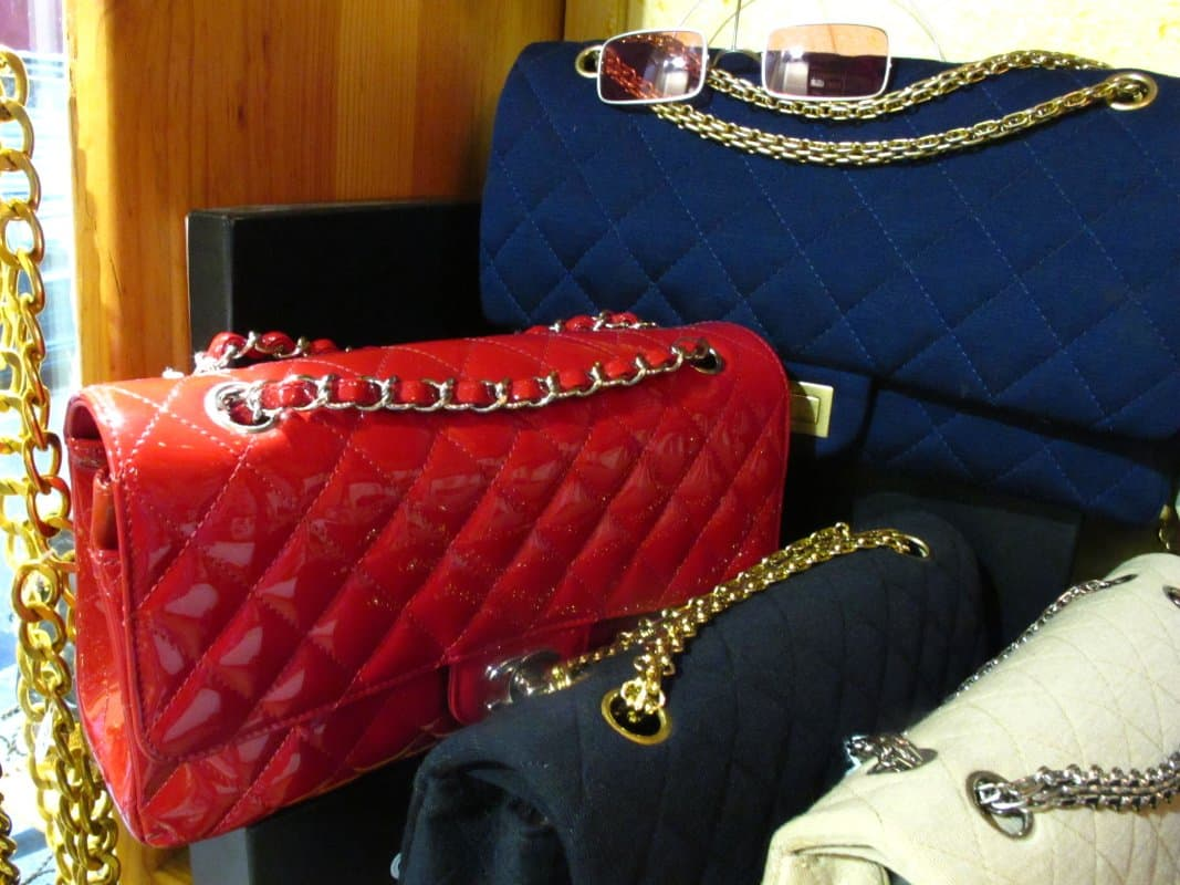 How to Spot a Fake Chanel 2.55 Bag