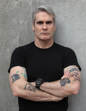 Henry Rollins On Capitalism, Carbon and Kids