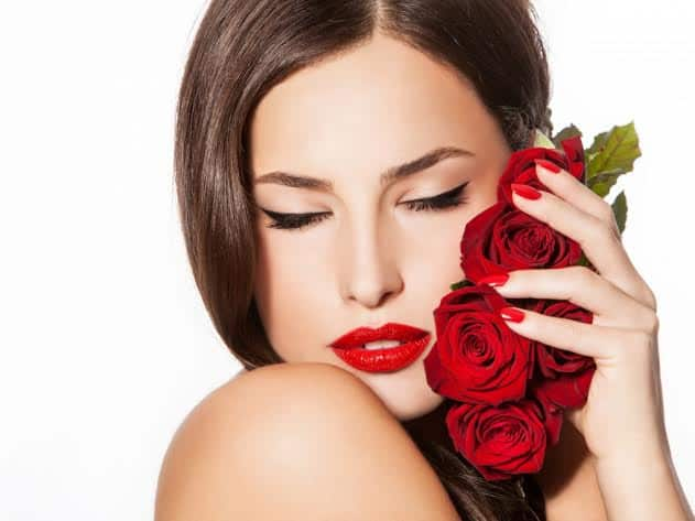 benefits of roses on the skin