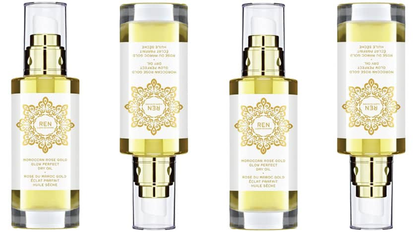 luxurious natural skincare products
