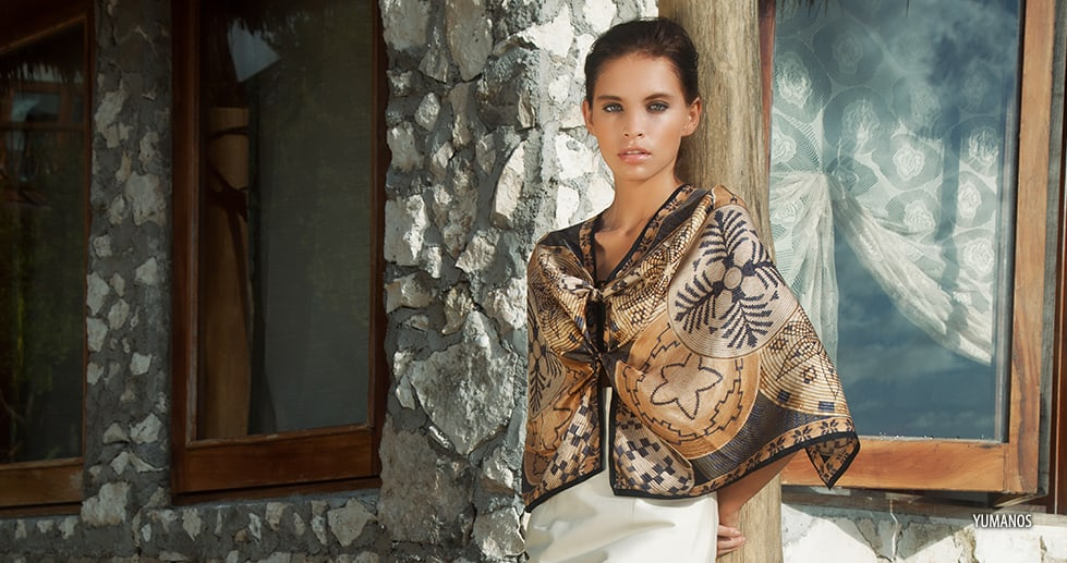 Sustainable Silk Fashions