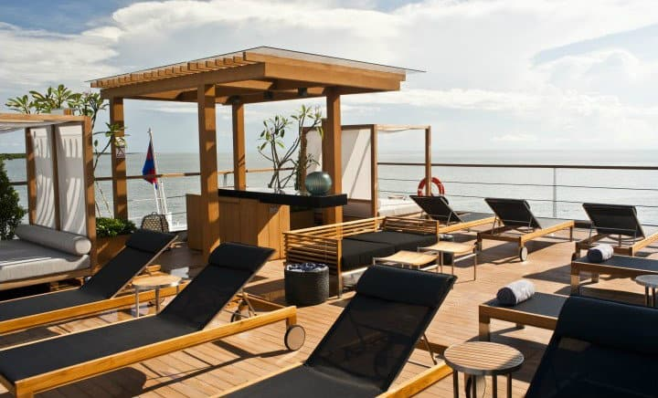 the best floating hotels in the world