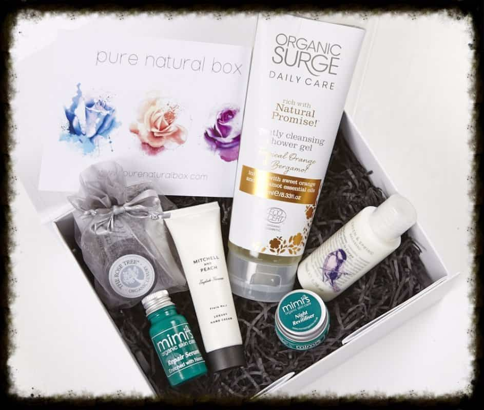 Natural & Organic Beauty Boxes to Try