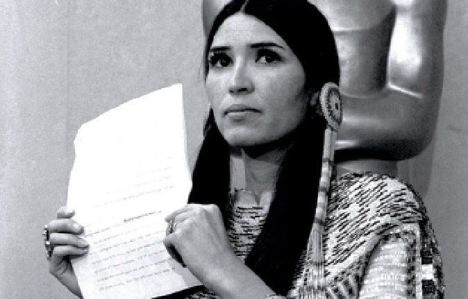 celebrities who support native american rights