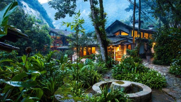 Hot And Cold Eco Friendly Resorts