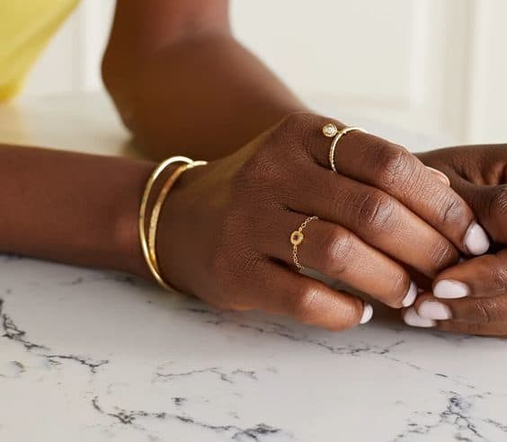 Recycled Gold Jewelry Brands