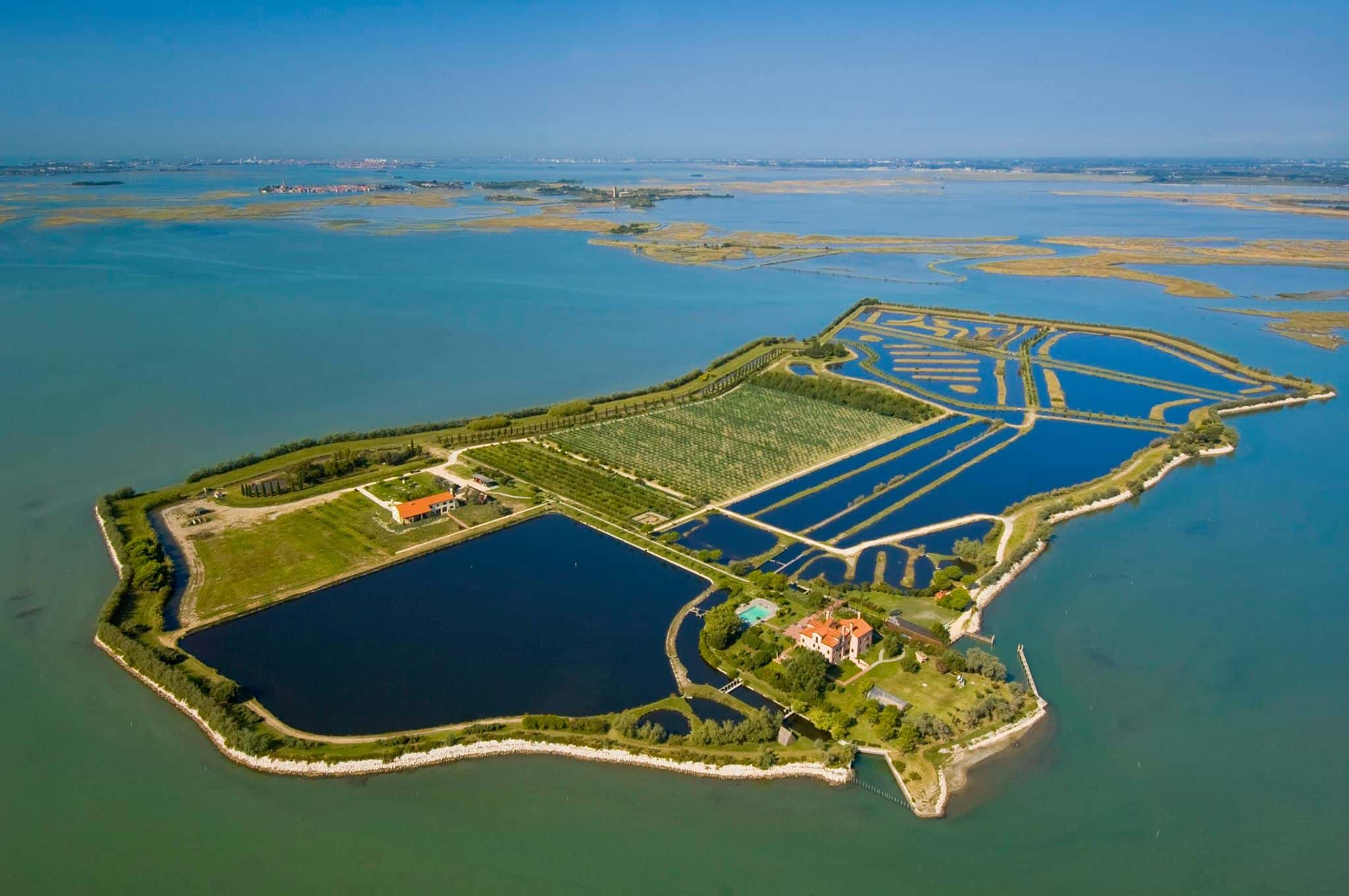 A Private Island in Venice