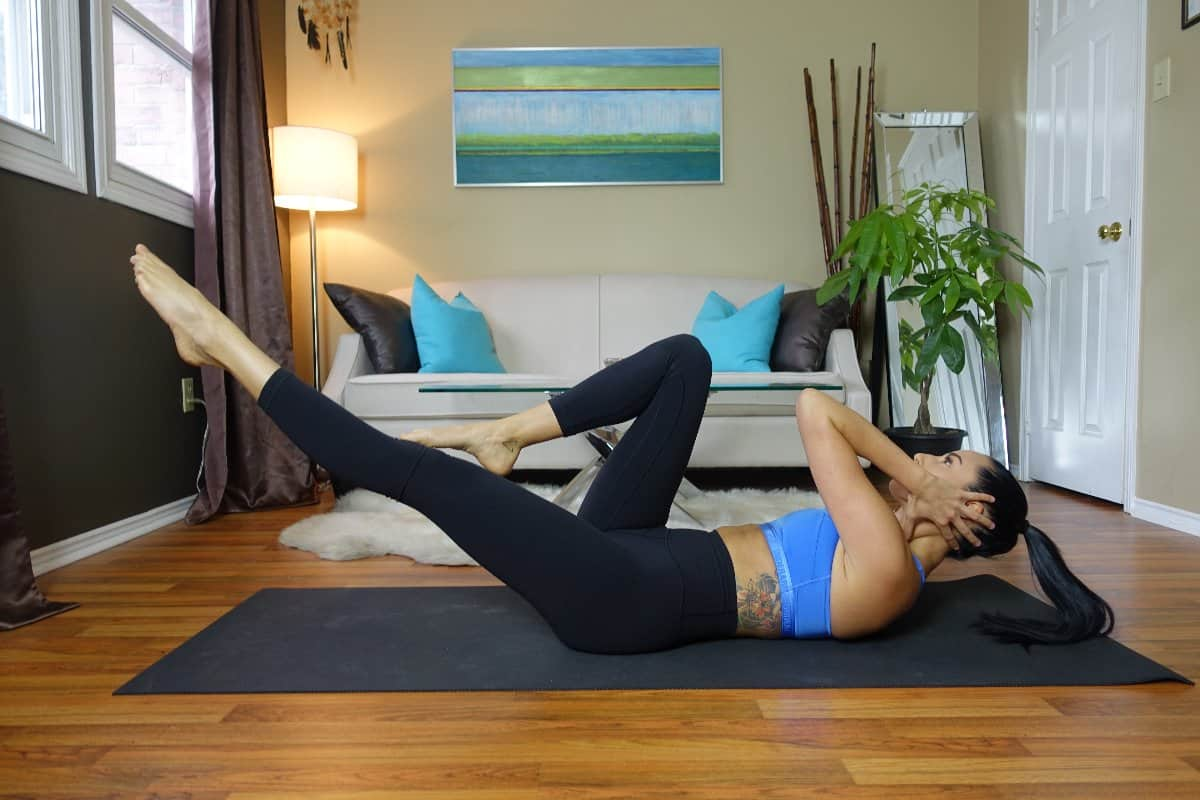 belly busting exercises