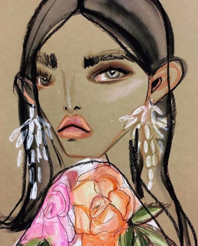 top fashion illustrators