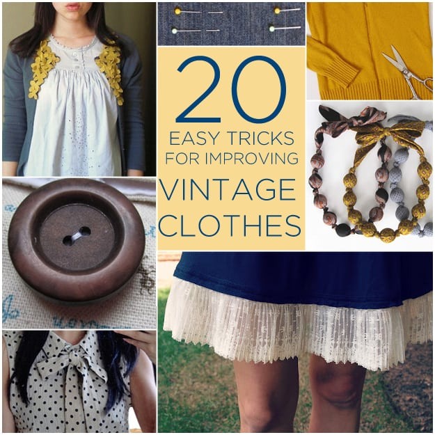 7 Simple Tips For A More Sustainable Wardrobe